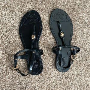 NEW Coach sandals